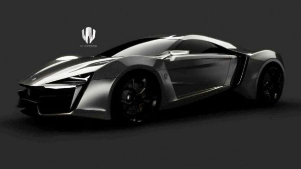 Lykan HyperSport - 2015