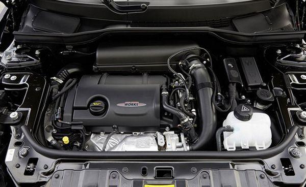 2015 MINI Paceman - Engine