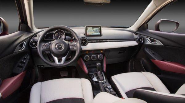 2016 Mazda CX-3 - Interior