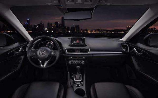 2017 Mazda CX-9 - Interior