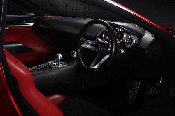 2017 Mazda RX-Vision Concept - Interior