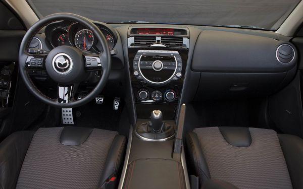 Mazda RX7 Concept 2017 Interior