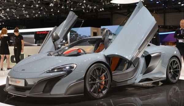 2017 McLaren 675 LT