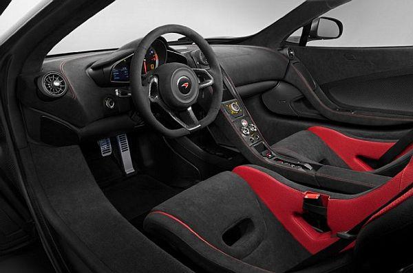 2017 McLaren 675 LT - Interior