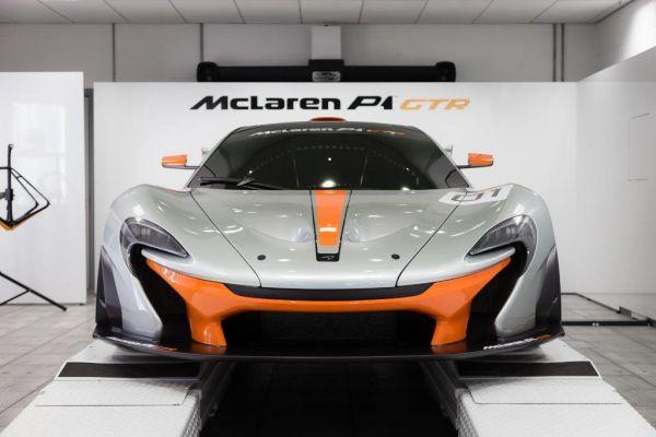 2016 McLaren P1 GTR - FI