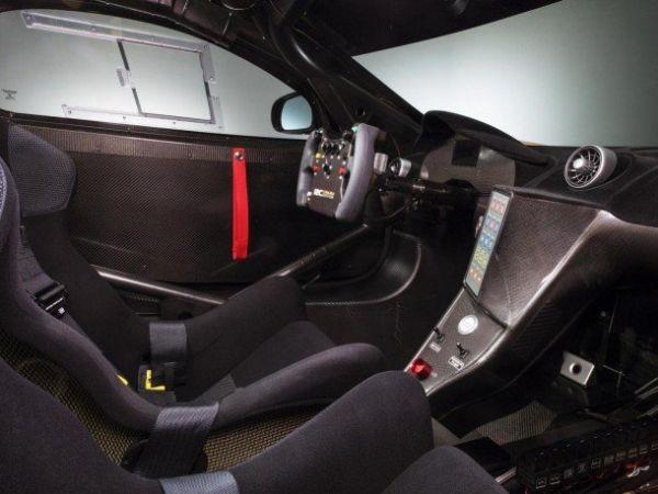 2016 McLaren P1 GTR - Interior