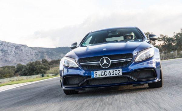 2017 Mercedes-AMG C63 - FI