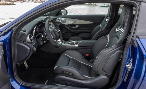 2017 Mercedes-AMG C63 - Interior