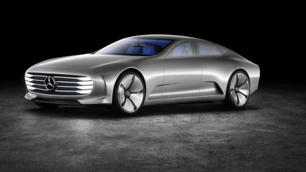 Mercedes-Benz Concept IAA 2015 - FI