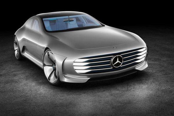 Mercedes-Benz Concept IAA 2015