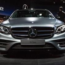 2017 Mercedes-Benz E-class - FI
