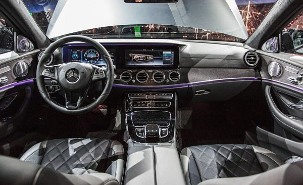 2017 mercedes benz e class sedan interior release date. Black Bedroom Furniture Sets. Home Design Ideas