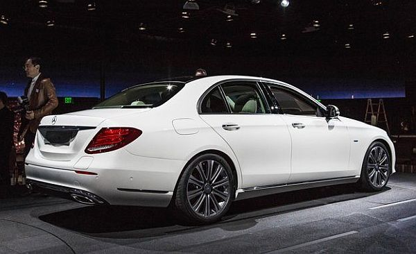 2017 Mercedes Benz E Class Sedan Interior Release Date