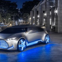Mercedes-Benz Vision GLE 350d Concept car