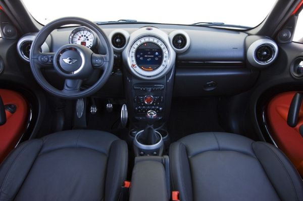 Mini Cooper Clubman 2015 -Interior