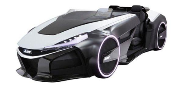 Mitsubishi Emirai 3 xDas -