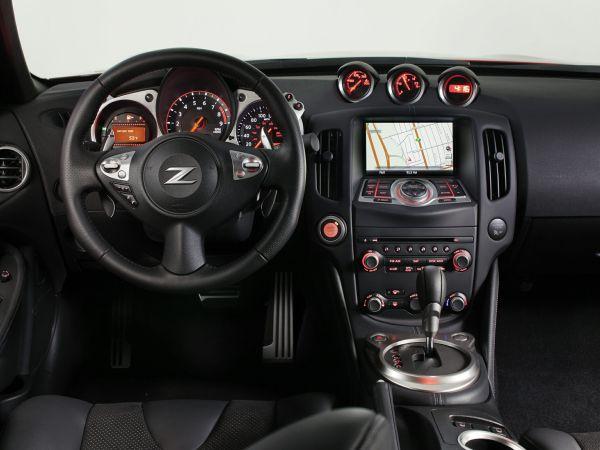 2016 Nissan 370Z - Interior