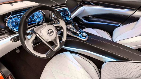 2016 Nissan GT-R Sports Car - Interior