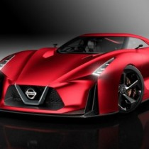 Nissan Vision Gran Turismo FI