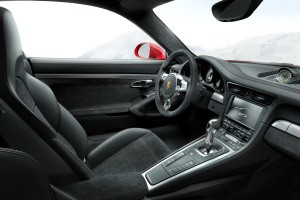 2015 Porsche Cayman GT4 Interior
