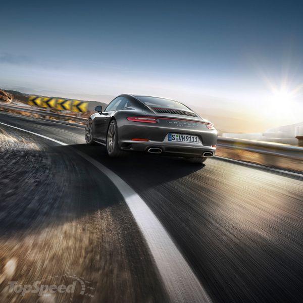 2017 Porsche 911 Carrera 4 Cabriolet -3