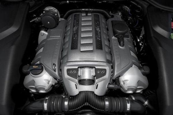 Porsche Boxster 2016 - Engine