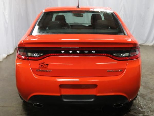 Rear View of 2015 Dodge - Dart 4dr Sdn SXT