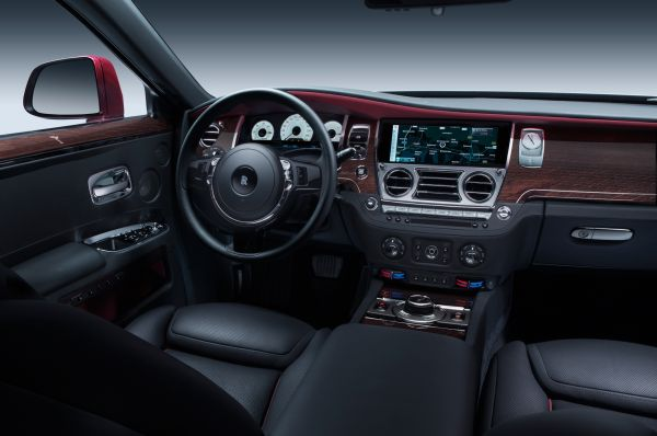 Rolls Royce Ghost 2015 - Interior