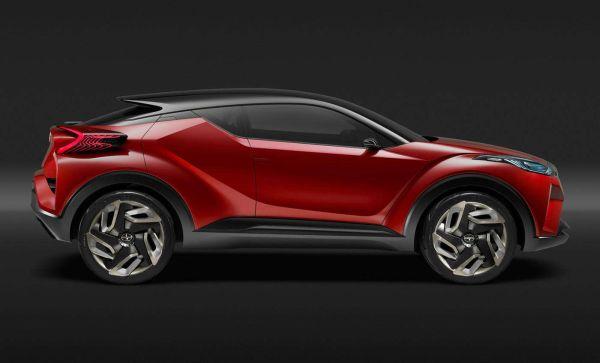 2016 Scion Ch R Concept Crossover Release Date Pics