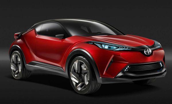 2016 Scion CH-R Concept