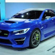 Subaru STI 2016 - FI