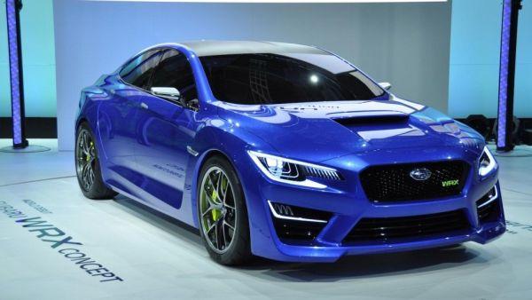 Subaru STI 2016