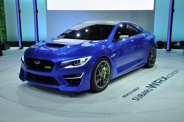 Subaru WRX 2017 - FI
