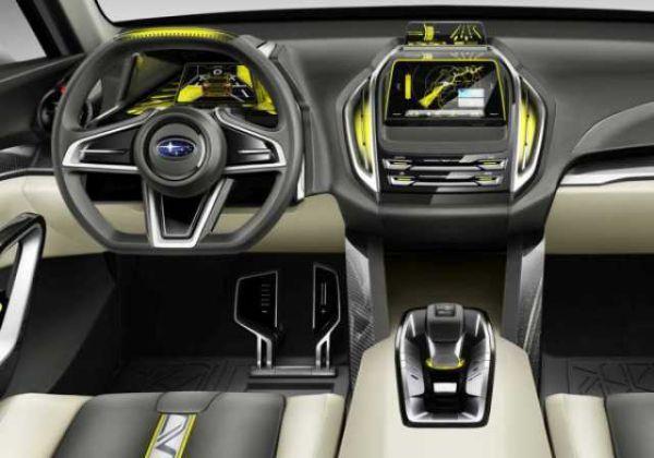 Subaru WRX 2017 - Interior