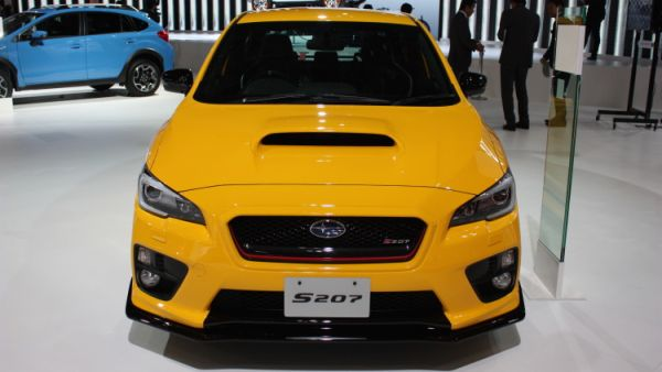2016 subaru wrx sti s207 limited review. Black Bedroom Furniture Sets. Home Design Ideas