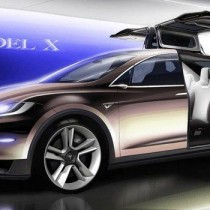2016 Tesla Model X - FI