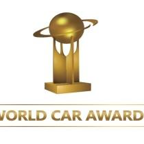 World Car of the Year 2015 logo