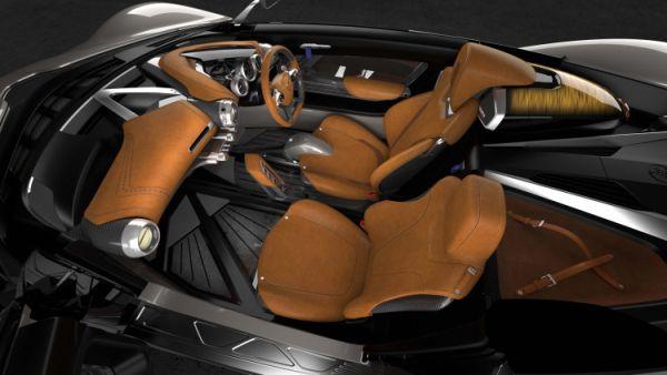 2016 Yamaha Sports Ride Coupe - Interior