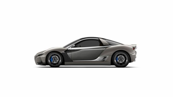 2016 Yamaha Sports Ride Coupe - Side View