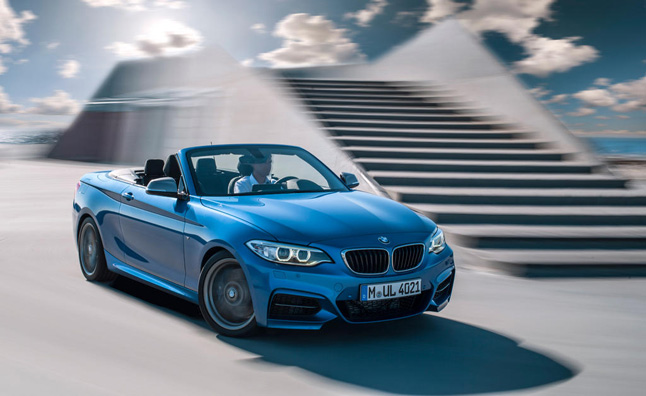 BMW 2-Series Convertible 2016