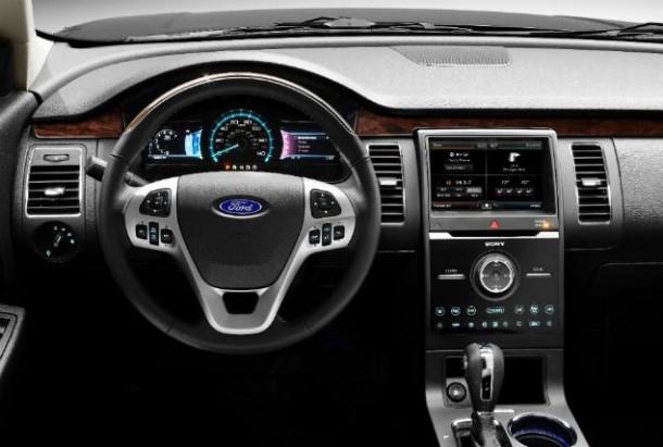 2015 Ford Flex: Splendid Performance And Striking Appearance