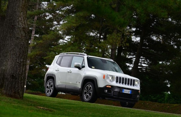 Jeep Renegade whit