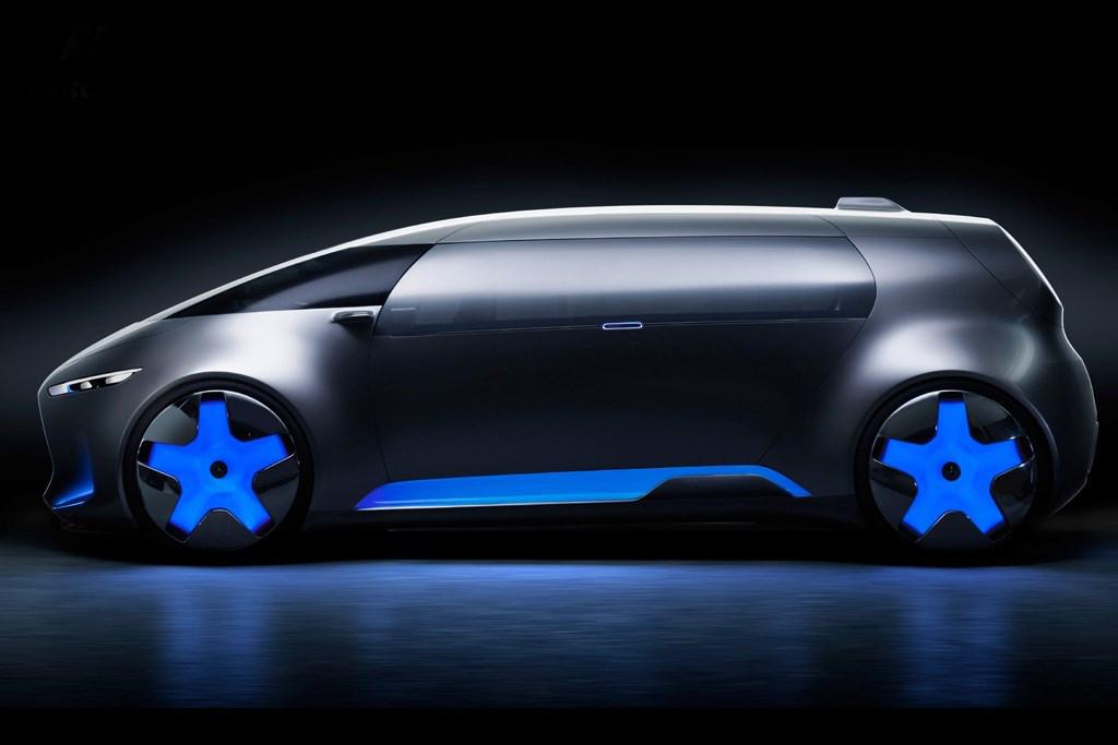 Mercedes Benz Vision Tokyo Concept Car 2020