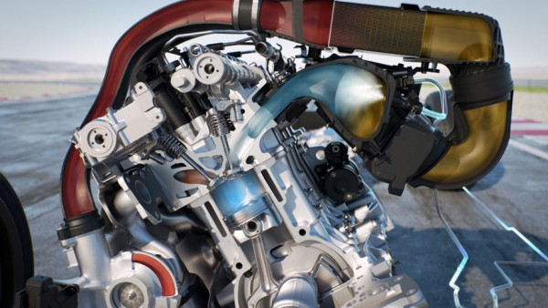 Water Injection System by BMW