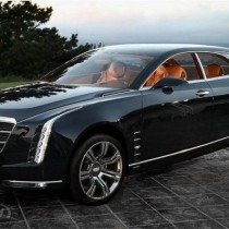 2015 - Cadillac Fleetwood side view