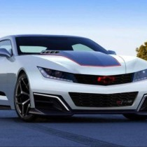 2016 - Chevrolet Camaro Front Side View