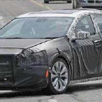 2017 Chevrolet Malibu Sedan Spy Shots