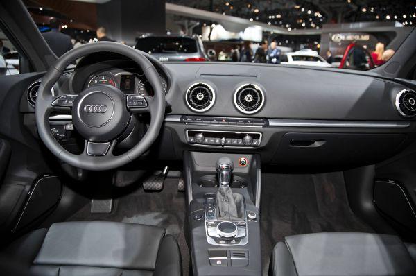 Audi S3 2016 - Interior