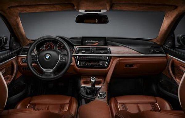 BMW M5 2016 - Interior