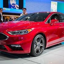 2017 Ford Fusion - FI